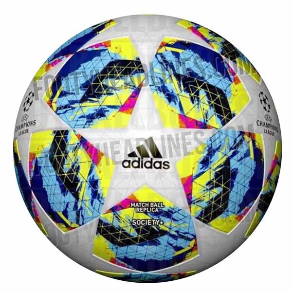 CHAMPIONS LEAGUE BALL 2018/2019