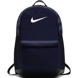 5bbf01e002445 Granatowy plecak szkolny Nike Brasilia BA5329-410