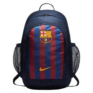 2ae391f95ca2a Granatowy plecak szkolny Nike FC Barcelona Stadium BA5363-451