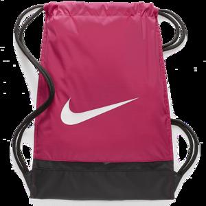 5c10de68a576f Różowy worek Nike Brasilia Gymsack BA5338-666