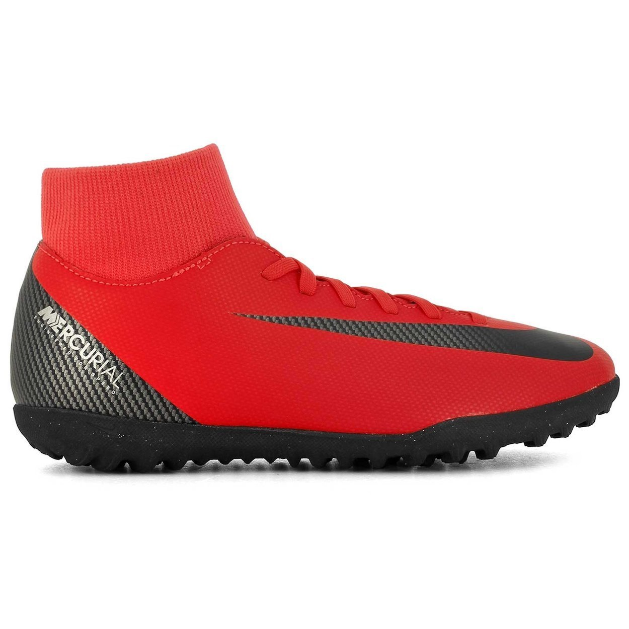 Buty turfy na orlik Nike Mercurial Superfly Club CR7 TF AJ3570 600