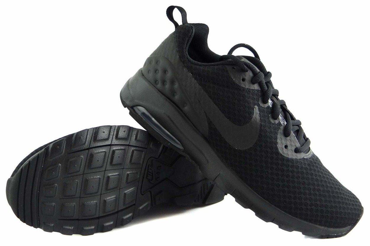 nike buty czarne z siatki