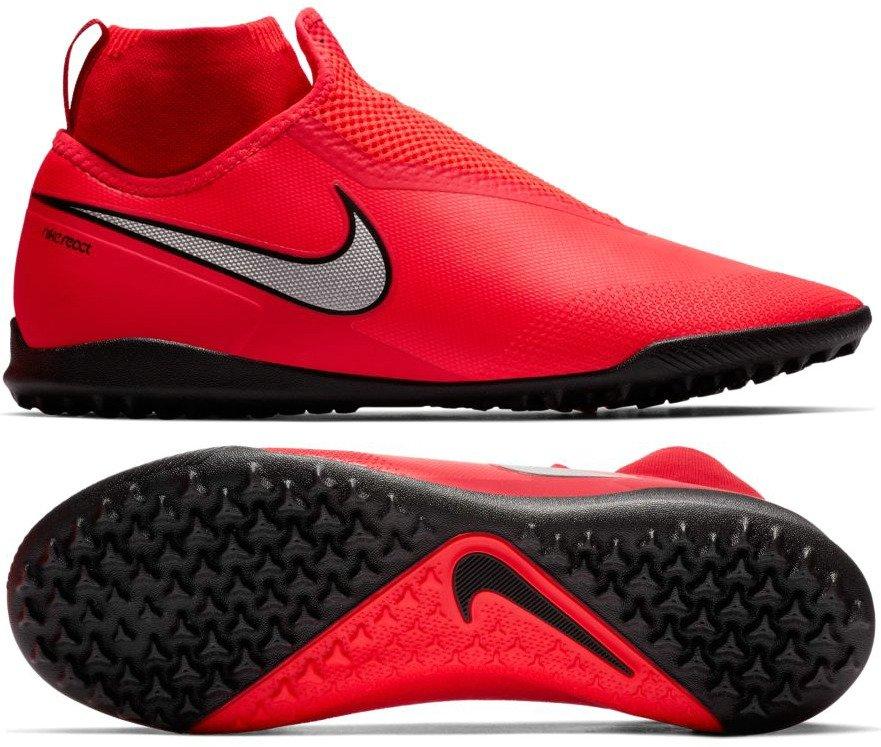 buty nike piłkarskie turfy czerwone