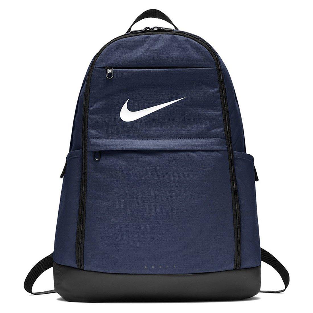 ogromny zapas świetne okazje 2017 duża zniżka Granatowy plecak szkolny Nike Brasilia BA5892-410