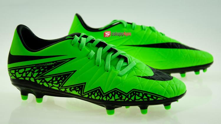 on feet images of the best outlet online Korki Nike HYPERVENOM PHELON II FG