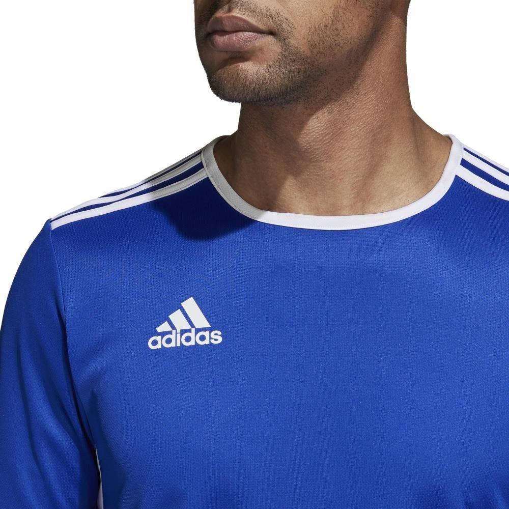 Koszulka Adidas Entrada 18 CF1037 niebieska