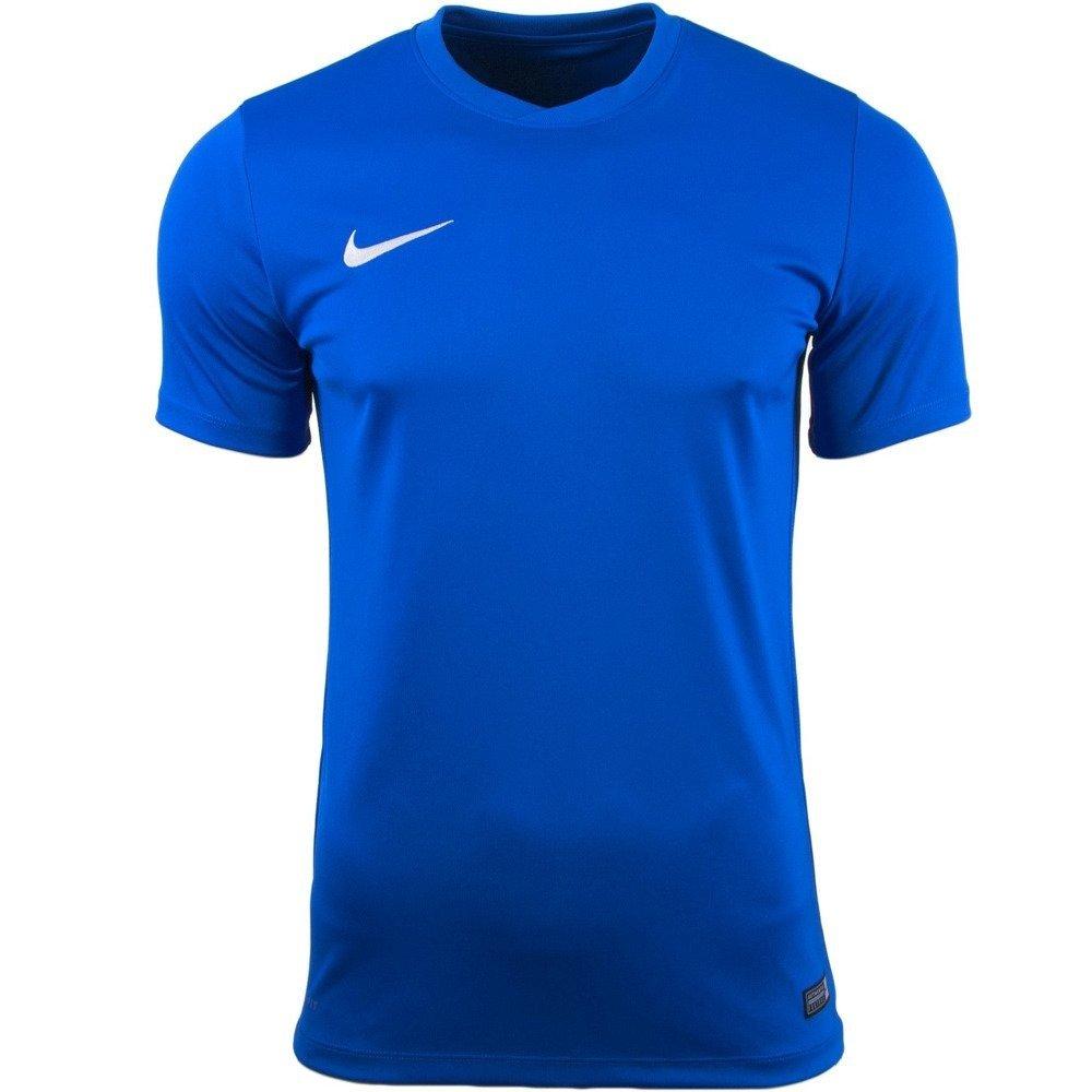 4f47898ef Koszulka piłkarska Nike Park VI junior 725984-463 niebieska Kliknij, aby  powiększyć ...