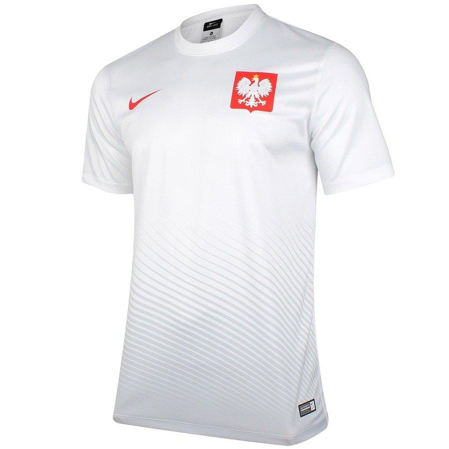 09a4ef948 Koszulka reprezentacji Polski Nike 724632 100 - replika Kliknij, aby  powiększyć ...