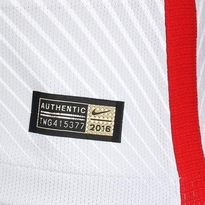 Koszulka reprezentacji Polski Poland Nike Stadium Home Jersey 2016 724633 100 biało czerwona