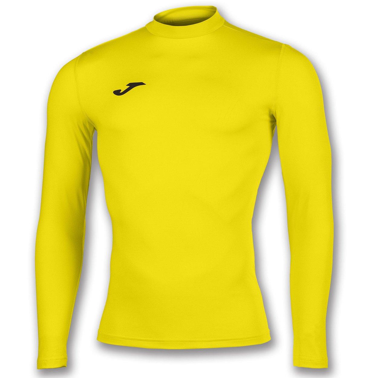 87f9bf730 Kliknij, aby powiększyć · Koszulka termoaktywna Joma Brama Academy  101018.900 żółta Kliknij, aby powiększyć