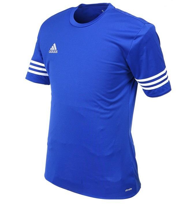 Niebieska koszulka Adidas Entrada 14 F50491