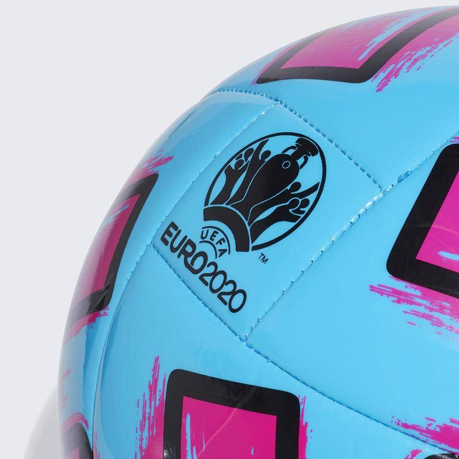 Piłka Nożna ADIDAS UNIFORIA Euro 2020 Club FR8067 R.4 Biała |