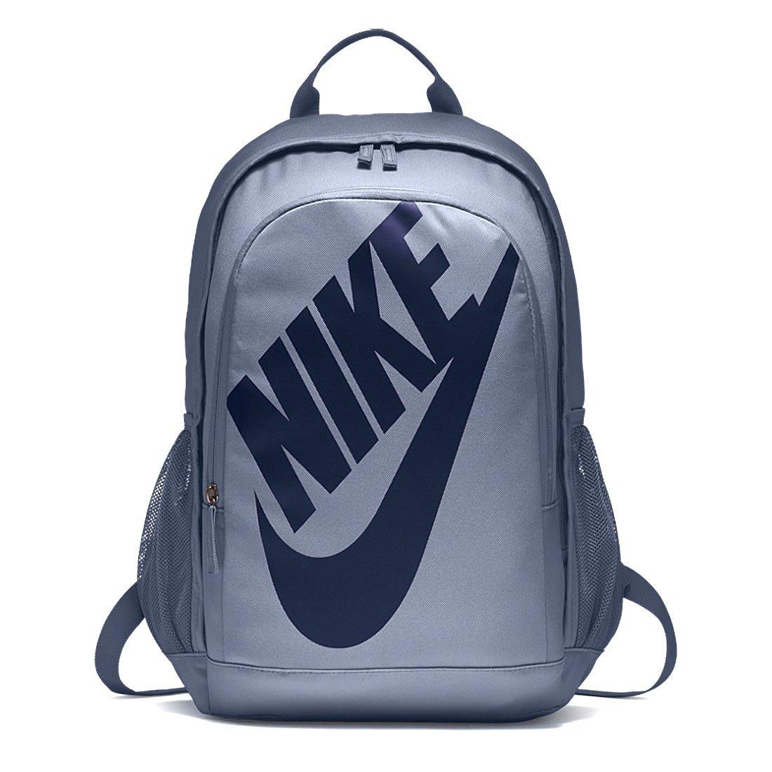 60a7820ad51de Szary plecak szkolny Nike Hayward Futura BA5217-445 Kliknij, aby powiększyć  ...