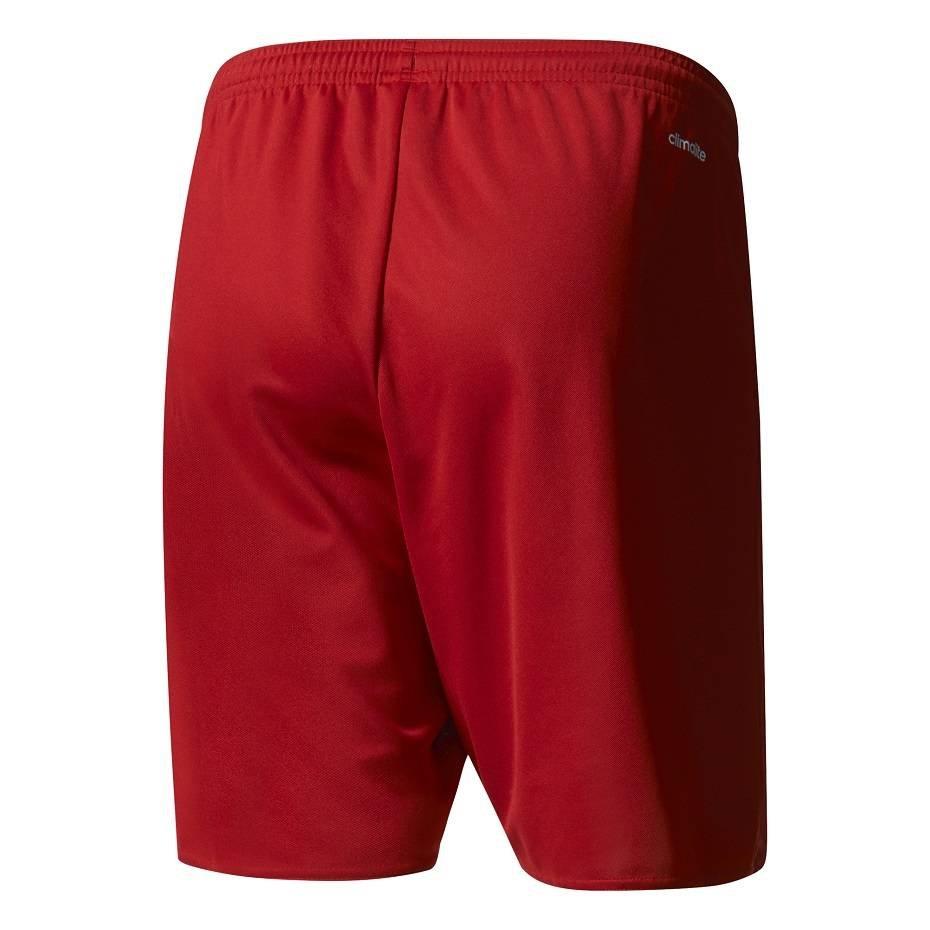 Spodenki treningowe krótkie Adidas Parma 16 junior AJ5881 czerwone