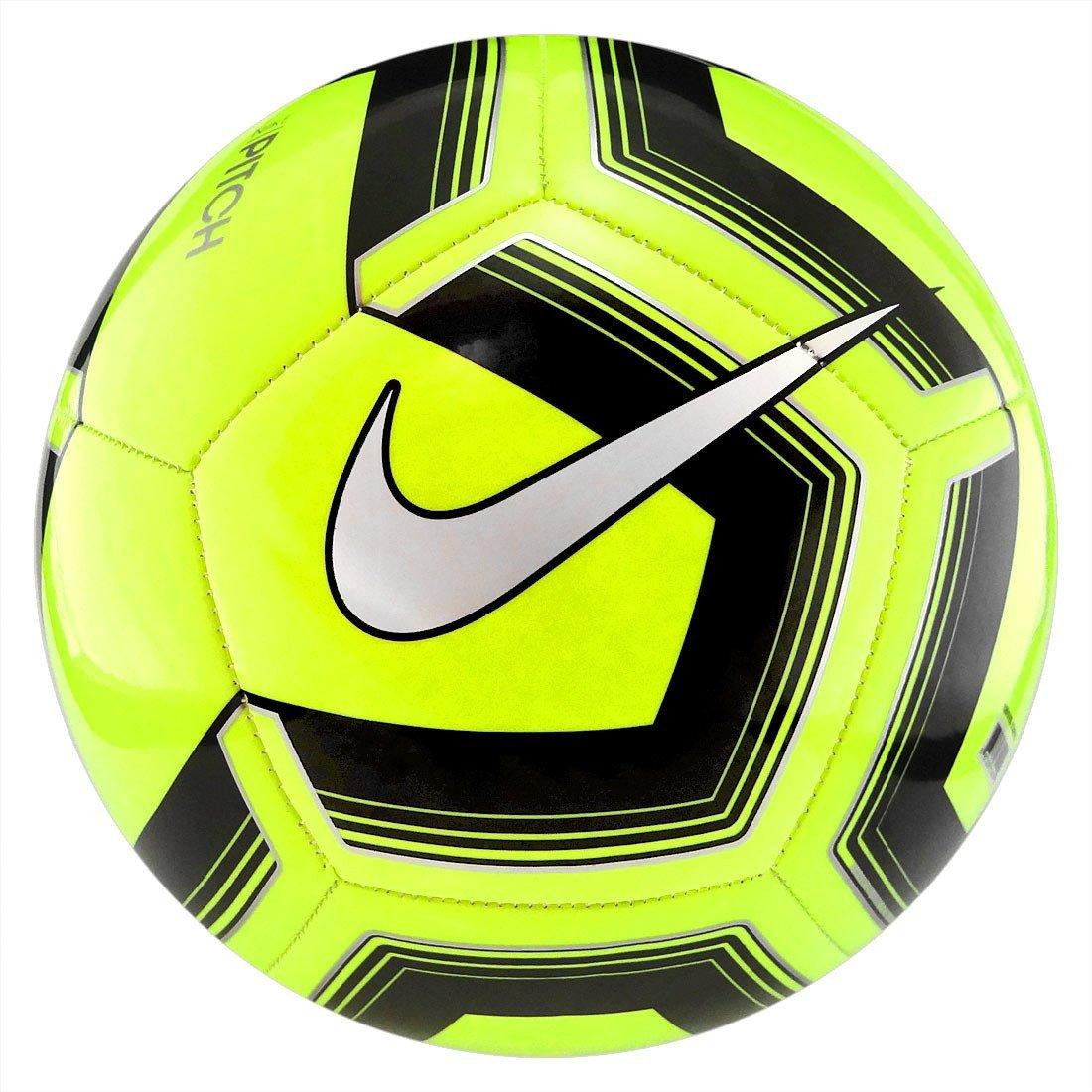 Różowa piłka nożna Nike Pitch Team SC3893 639 r4